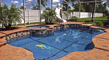 pool deck resurfacing phoenix, az | pool deck repair service